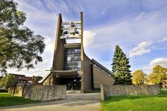 Saint-Jean Baptiste-de-Lasalle. Church, Montreal, Quebec, Canada Royalty Free Stock Photo