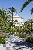 Saint Jean Baptiste, Le Voeu, church in Nice Royalty Free Stock Photo