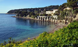 Saint Jean Cap Ferrat, France Stock Images