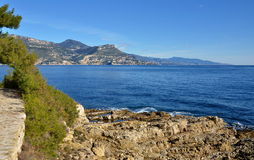 Saint Jean Cap Ferrat, France Stock Image