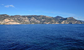 Saint Jean Cap Ferrat, France Royalty Free Stock Photography