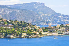 Saint Jean Cap Ferrat, French Riviera Stock Photography