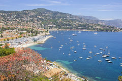 Saint-Jean Cap Ferrat, south of France Royalty Free Stock Photography