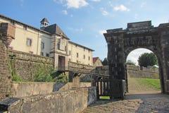 Saint jean castle Stock Photography