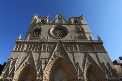 Saint Jean Cathedral Royalty Free Stock Images