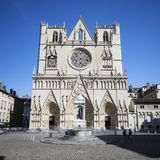 Saint Jean Cathedral Stock Images