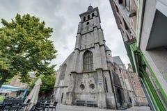 Saint Jean church lin Namur Belgium Royalty Free Stock Images