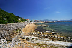 Saint Jean de Luz Royalty Free Stock Photo