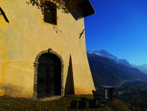 Saint Jean de Maurienne Royalty Free Stock Photography