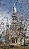 Saint_Jerome大教堂  免版税图库摄影