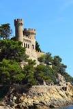 Saint Joan do castelo fotos de stock
