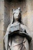 Saint Joana de Valois foto de stock royalty free