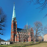 Saint Johannes Church in Stockholm Royalty Free Stock Photo