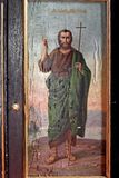 Saint John the baptist Stock Image