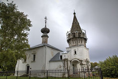 Saint John the Baptist Church. Suzdal Royalty Free Stock Images