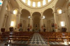 Saint John the Baptist church, Xewkija Stock Photography