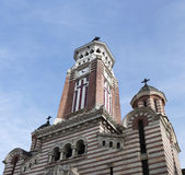 Saint John cathedral in Ploiesti Royalty Free Stock Images