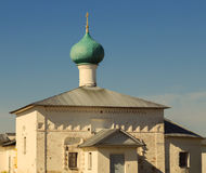 Saint John of Damascus Church Alexander Svirsky Monastery Stock Images