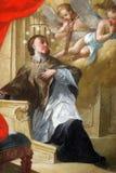 Saint John de Nepomuk Photos libres de droits