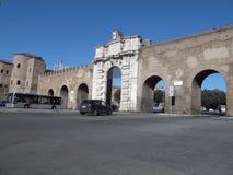 Saint John Door de Roma imagem de stock