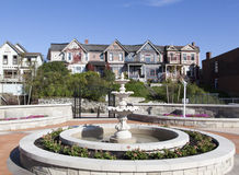 Saint John Fountain Stock Photography