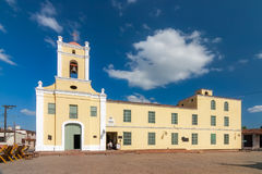 Saint John of God Church (Iglesia de San Juan de Dios) Royalty Free Stock Images