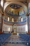 Saint John Lateran church Stock Image