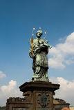 Saint John Nepomucen. Royalty Free Stock Photo