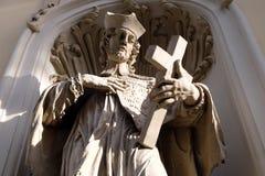 Saint John of Nepomuk Royalty Free Stock Images