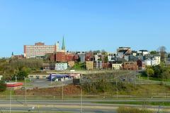 Saint John, New Brunswick, Canada Royalty Free Stock Photos