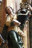 Saint John o evangelista imagem de stock