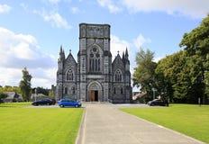 Saint John's Cathedral in Kilkenny Royalty Free Stock Image