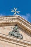 Saint John's Co-Cathedral in Valletta, Malta Stock Photos