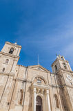 Saint John's Co-Cathedral in Valletta, Malta Stock Photos