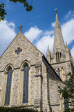 Saint Johns Notting Hill Church in London Stock Images
