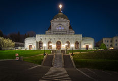 SAINT JOSEPH'S ORATORY royalty free stock images