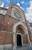 The Saint Joseph Cathedral Royalty Free Stock Images