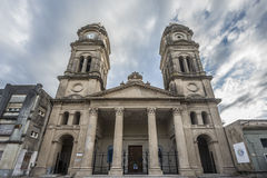 Saint Joseph Cathedral in Gualeguaychu, Argentina Royalty Free Stock Photo