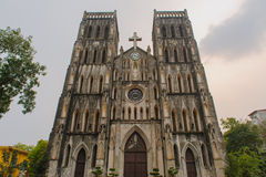 Saint Joseph Cathedral Royalty Free Stock Photo