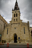 Saint Joseph Catholic Church in downtown San Antonio Stock Images