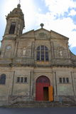 Saint Joseph church in Audierne Royalty Free Stock Photos