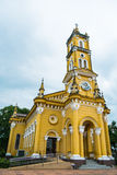 Saint Joseph Church Ayutthaya Royalty Free Stock Image