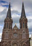 Saint Joseph Church Tilburg. Saint Joseph Church in Tilburg Holland Royalty Free Stock Images