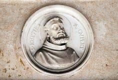 Saint Joseph of Cupertino Stock Image