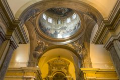 Saint-Joseph des carmes church, Paris, France Stock Image