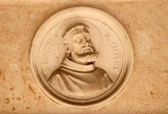 Saint Joseph di Cupertino Fotografia Stock