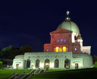 Saint joseph oratory Stock Photo