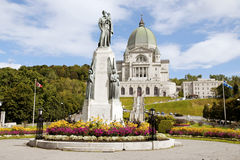 Saint Joseph Oratory Stock Photography