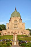Saint Joseph Oratory, Montreal, Canada Stock Photography