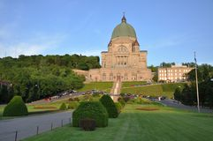 Saint Joseph Oratory, Montreal, Canada Stock Images